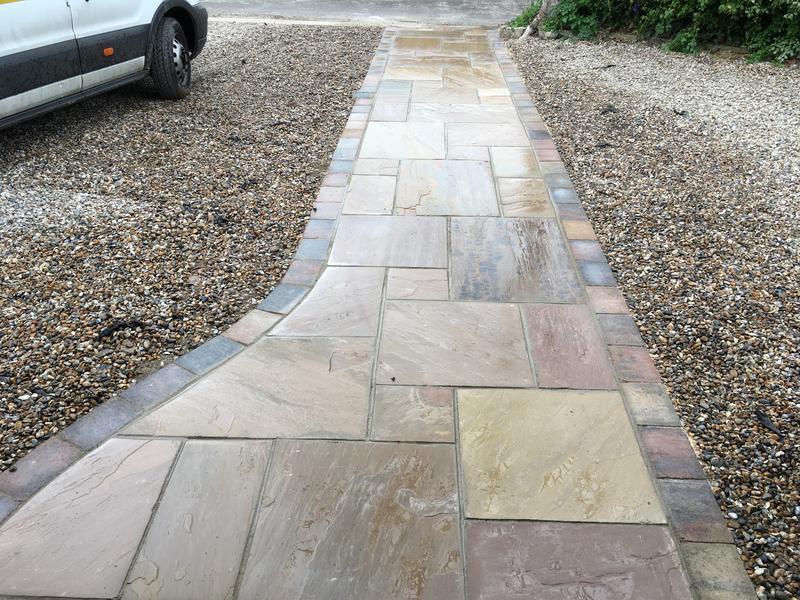 Image 239 - Sandstone path