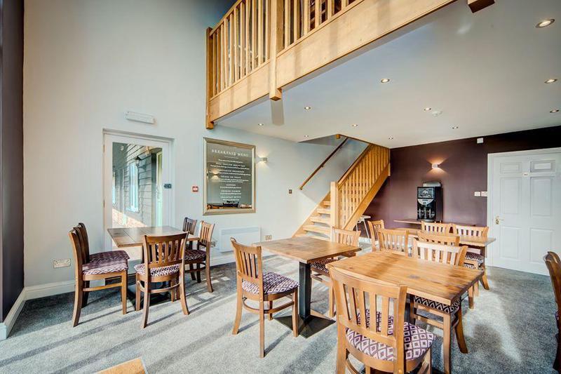 Image 26 - Breakfast Room at Vaulty Manor