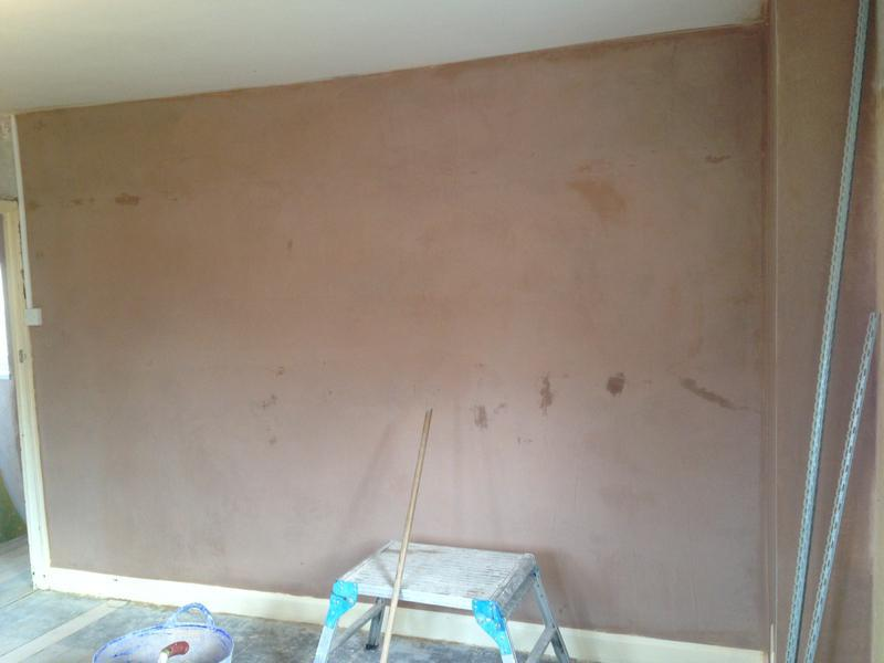 Image 18 - plastering