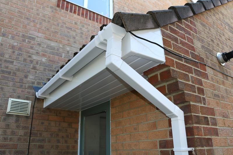 Image 50 - New White UPVC Roof Line