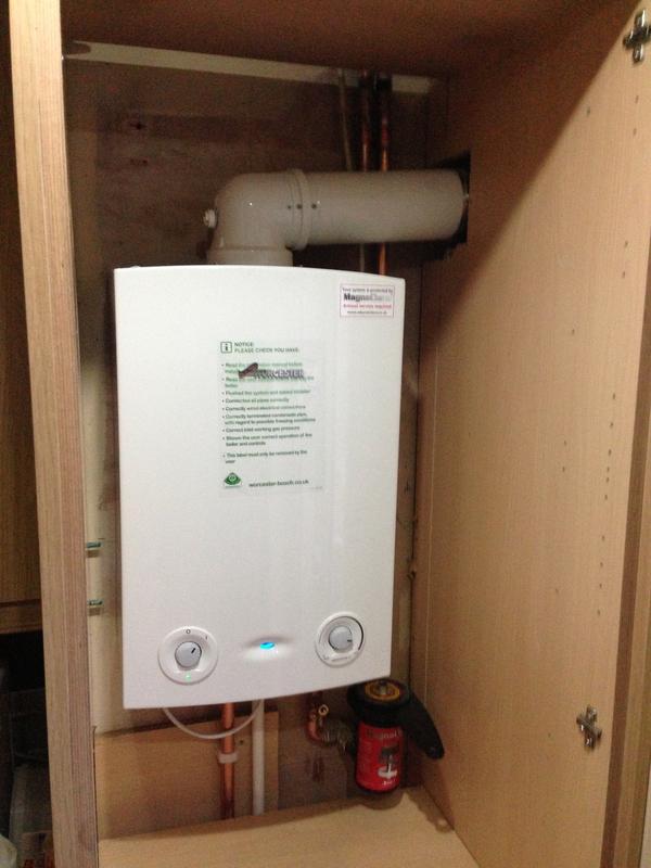 Image 3 - boiler upgrade