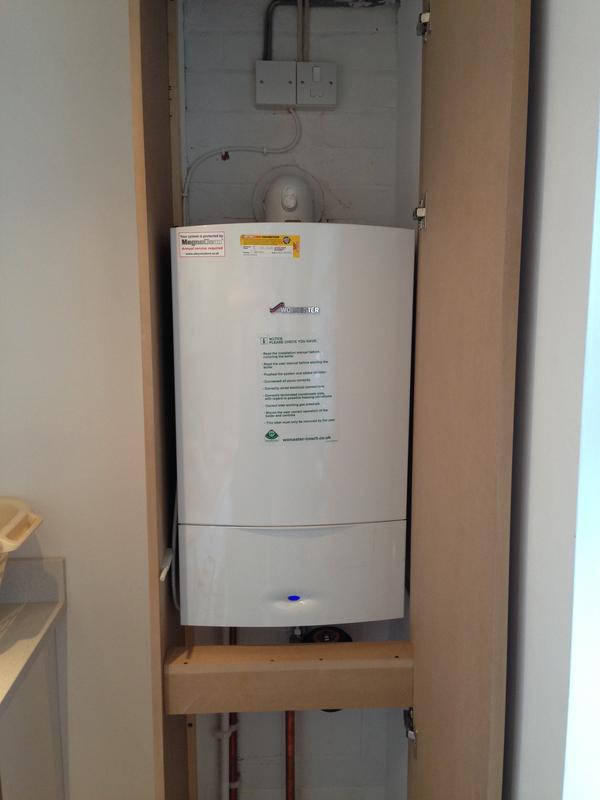 Image 5 - new worcester boiler