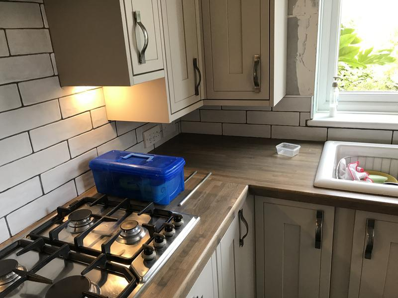 Image 4 - Not everyone's taste with step in wall units but looked very nice completed