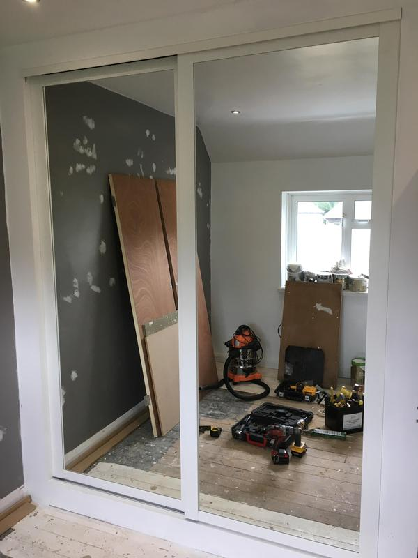 Image 28 - sliding wardrobe doors