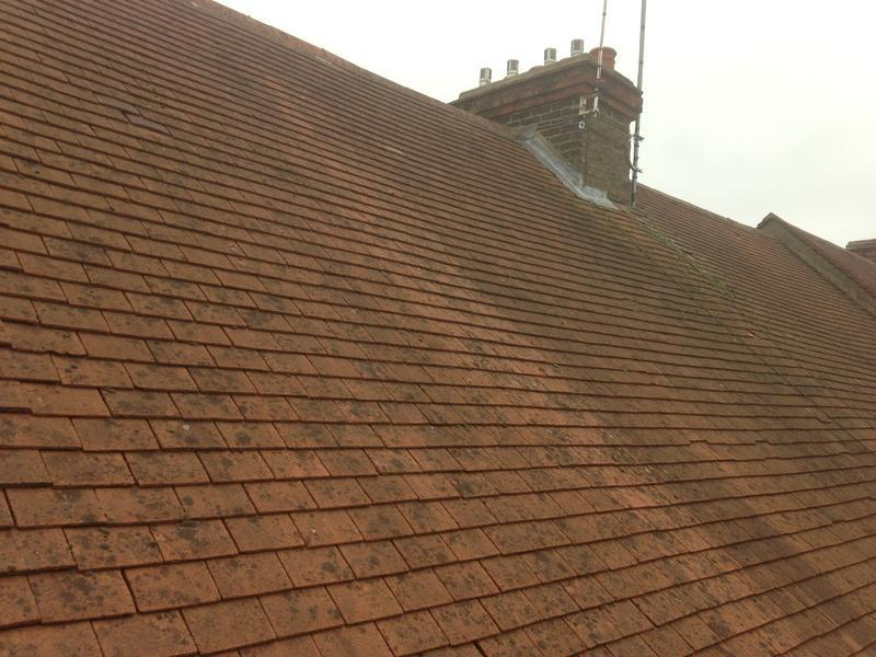 Image 26 - Plain tile Roof (before)