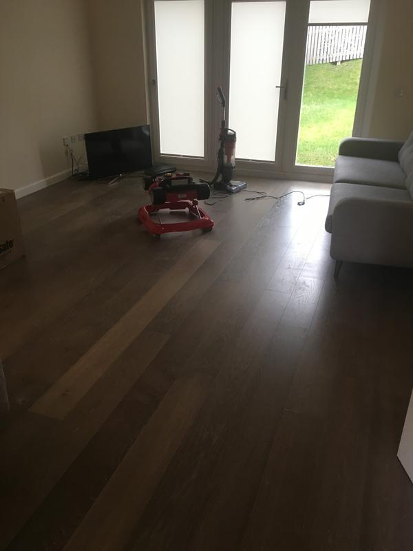 Image 4 - Kahrs Engineered Flooring, 86m2 in one piece