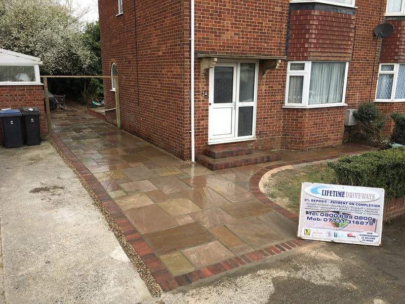 Image 66 - New driveway whitstable