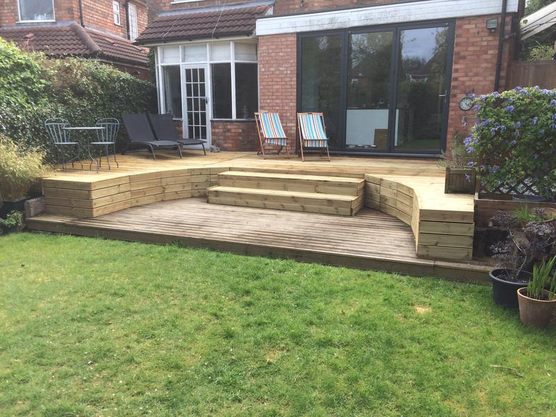 Image 27 - new deck finished