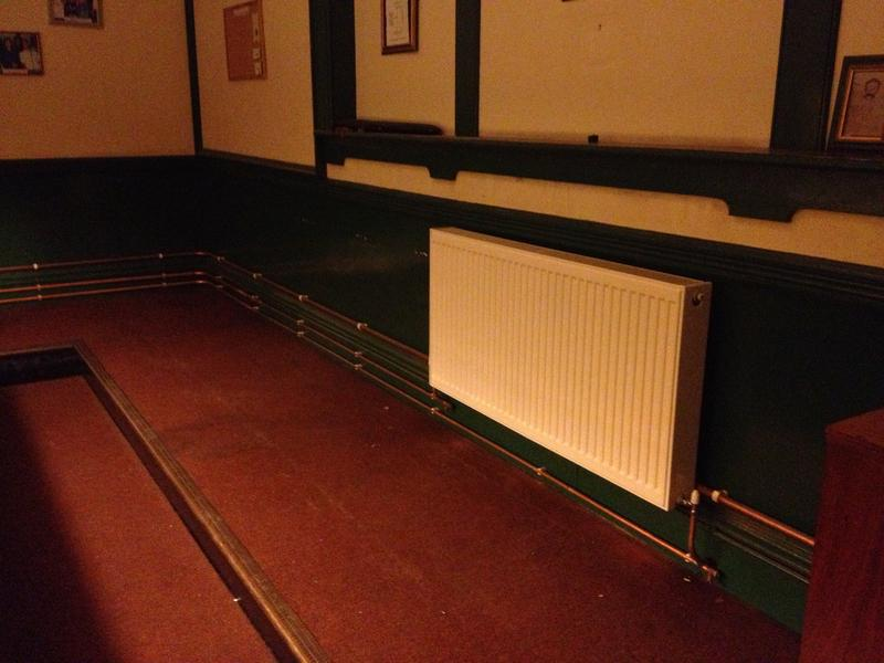Image 20 - New heating install