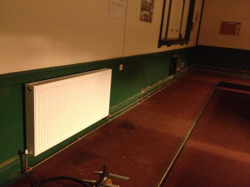 Image 19 - New heating install