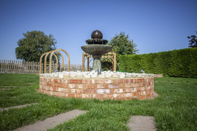 Image 2 - Traditional Fountain Feature