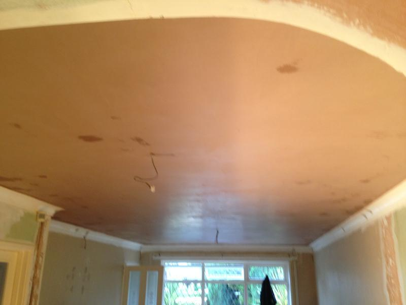 Image 16 - plastering ceiling