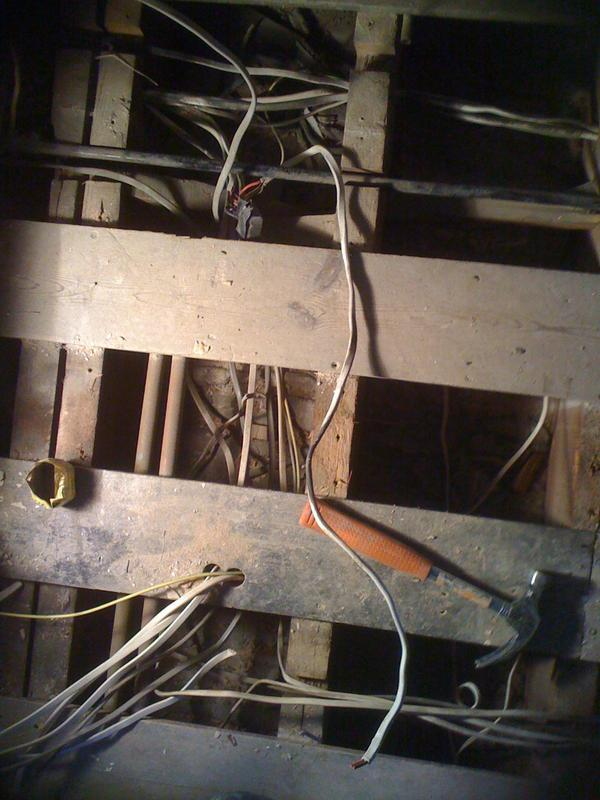 Image 8 - Nightmares under the floors!