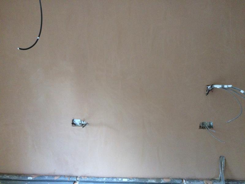 Image 11 - Wall repair after