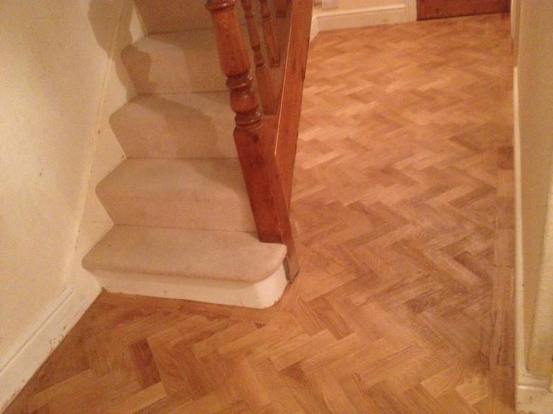 Image 95 - Parquet flooring herringbone design