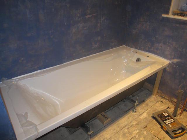 Image 20 - Bath installed