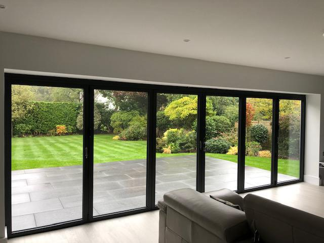 Image 2 - Bi folding doors to open the home in the summer months
