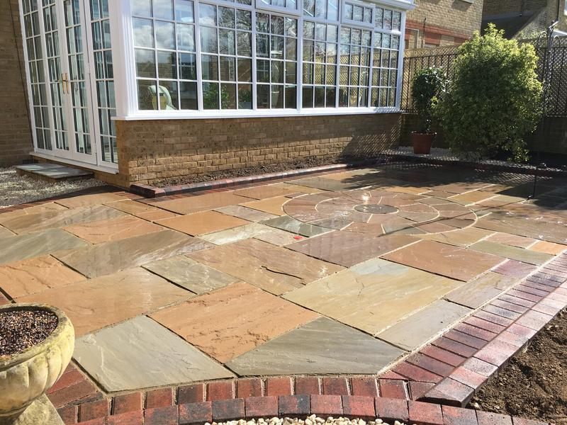 Image 178 - New patio Broadstairs