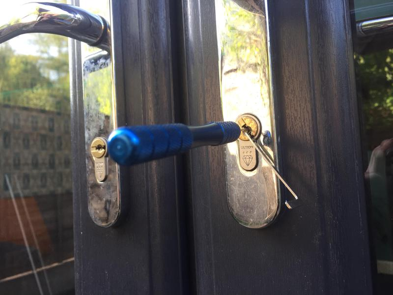 Image 3 - We can pick and bypass kitemarked British Standard and even diamond grade locks
