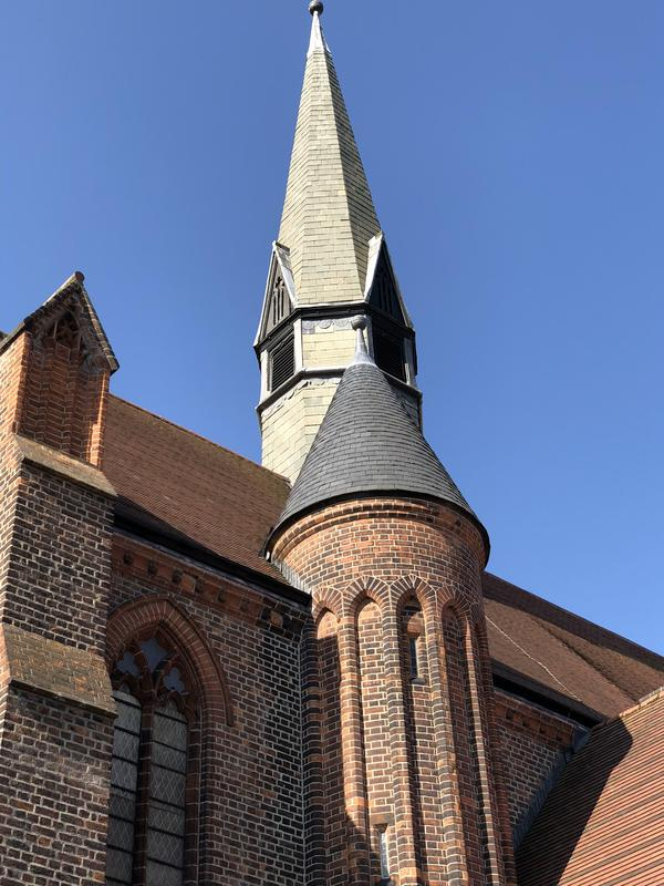 Image 4 - Re roofing and renovation works to a Grad 2 listed church