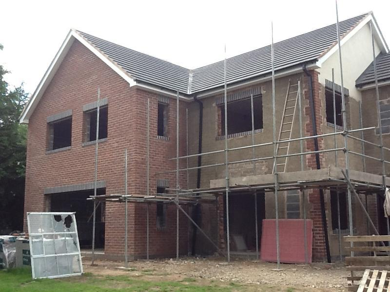 Image 31 - The build is complete, now the internal build and fit out begins Aug 2012