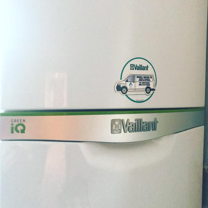 Image 47 - Vaillant Boilers Installed in Islington