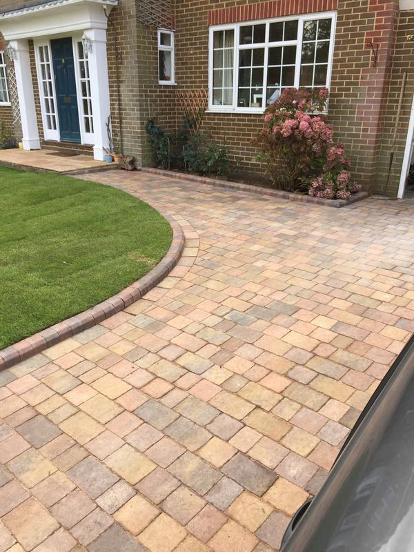 Image 102 - Block paving in faversham