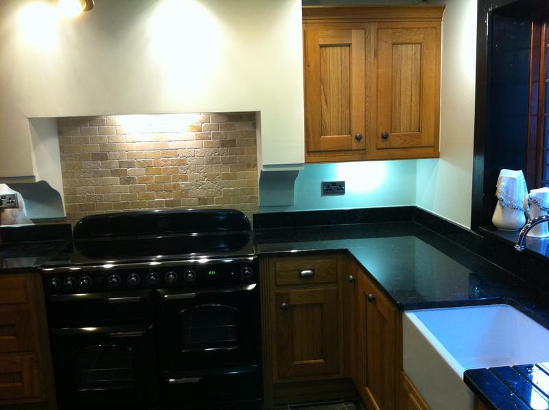 Image 7 - Kitchen with bespoke work