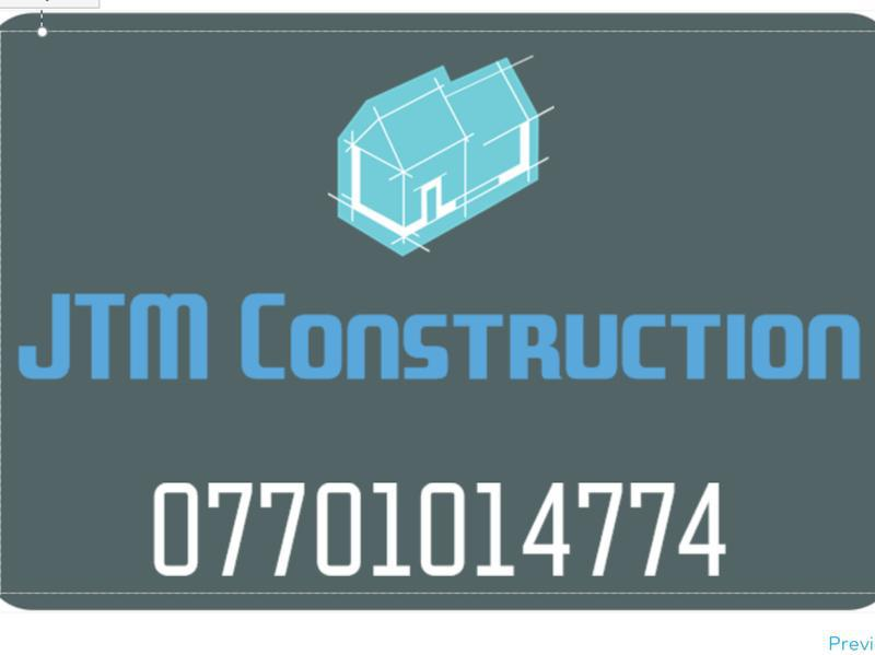 JTM Construction Glasgow Ltd logo