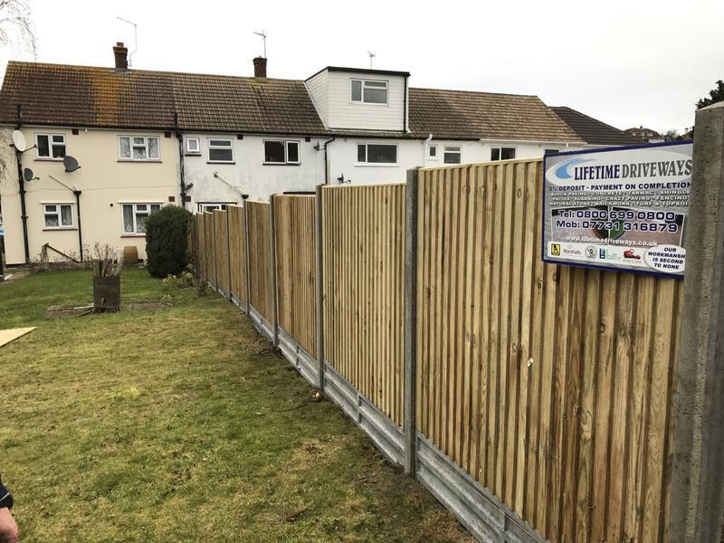 Image 136 - Fencing Canterbury