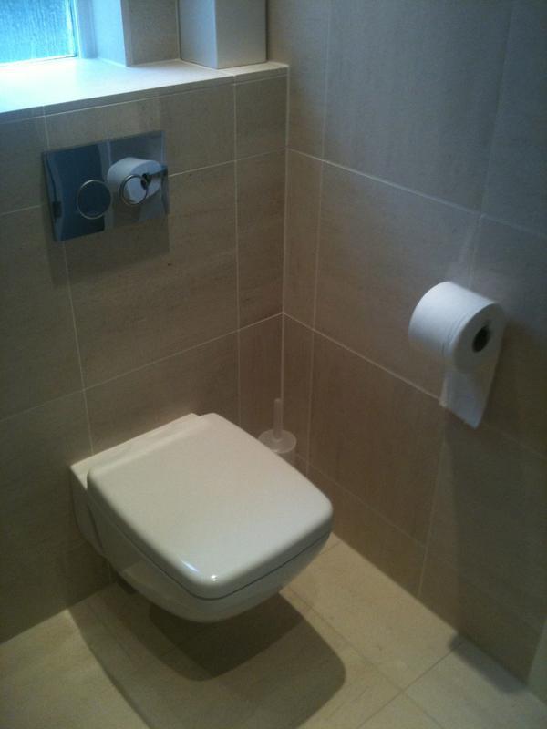 Image 3 - St Albans - Wall Hung WC