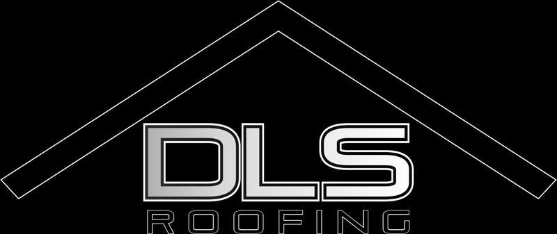 DLS Roofing logo