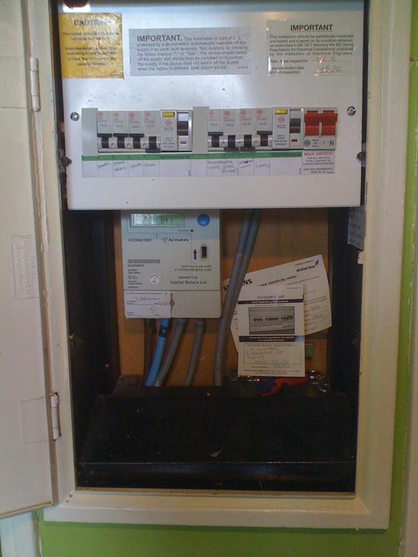Image 11 - New FuseBox's in Meter Cupboards
