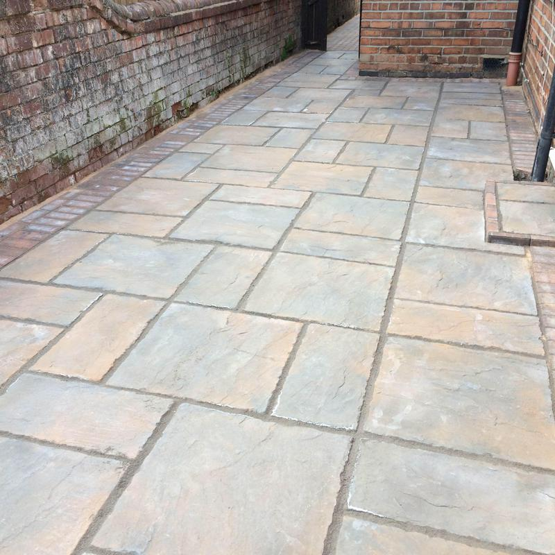Image 95 - patio West Bridgford Nottingham