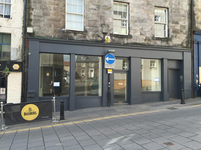 Image 16 - Commercial work in Stirling