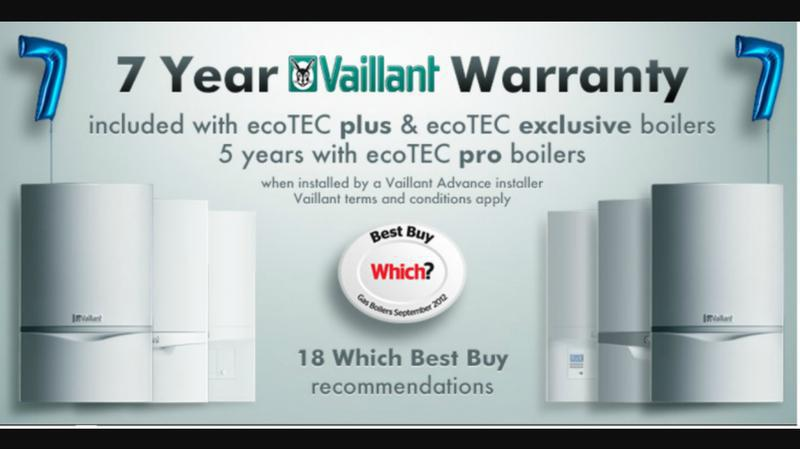 Image 68 - 7 years minimum on all ecotec plus boilers