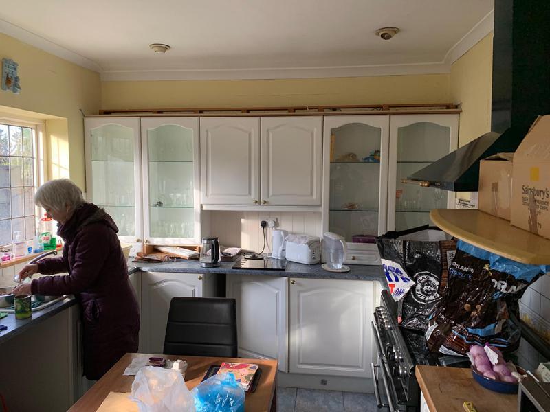 Image 13 - Sundridge Park original kitchen