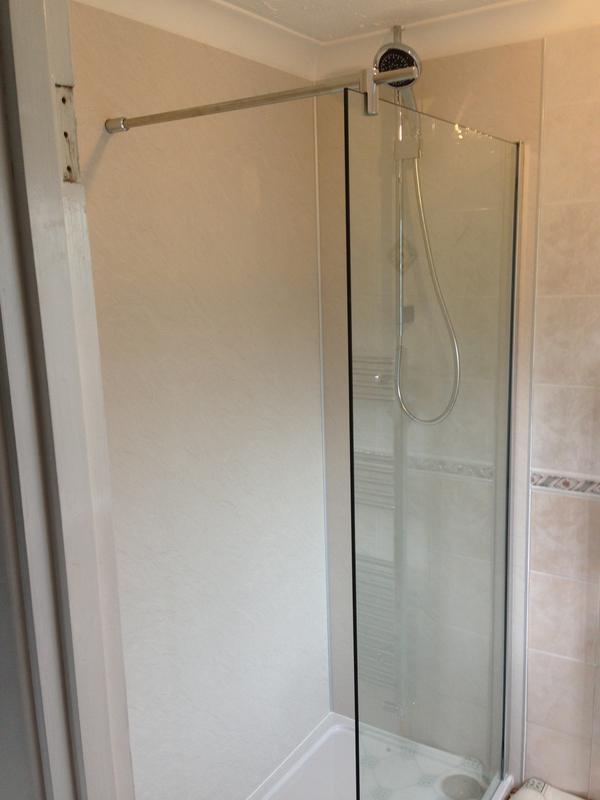 Image 38 - Shower complete