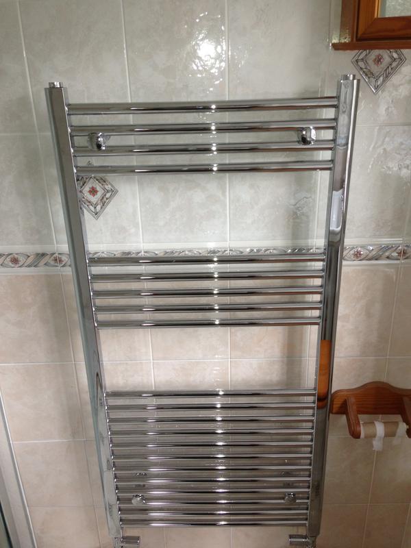 Image 39 - New radiator