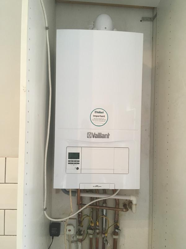 Image 18 - New Boiler in same Location