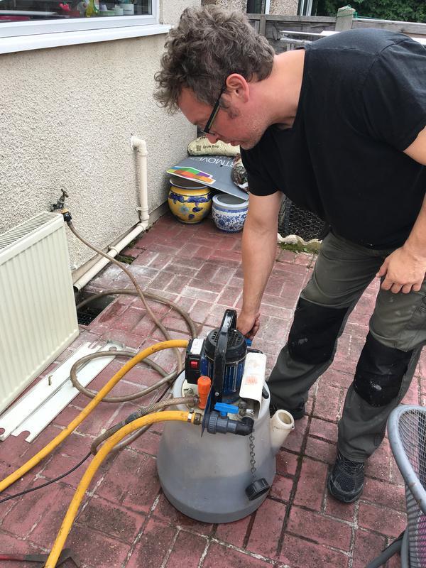 Image 23 - Power Flushing All Boiler Installs