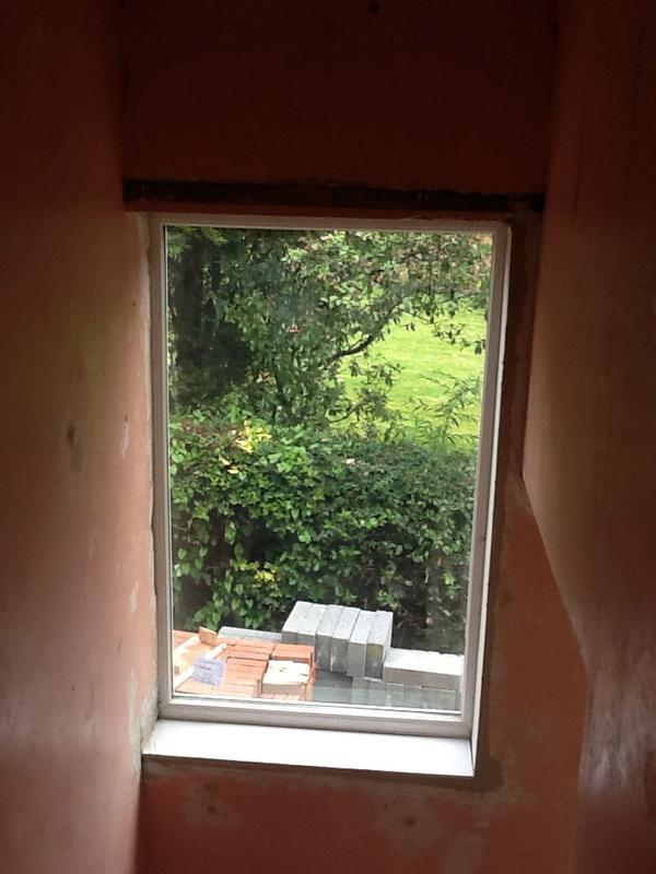 Image 7 - BEFORE - an old plain window