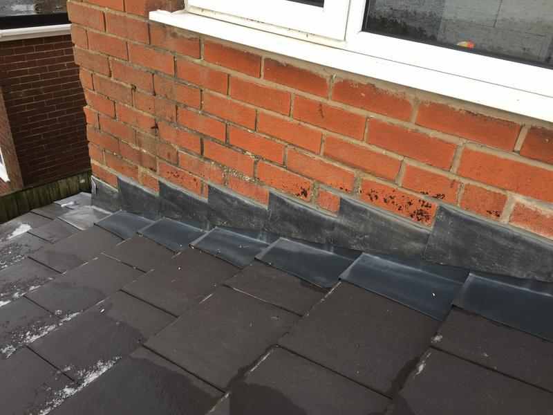 Image 9 - Re-roof Orangerie Brinscall