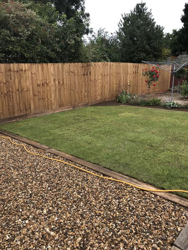 Image 6 - 6ft feather edge fencing