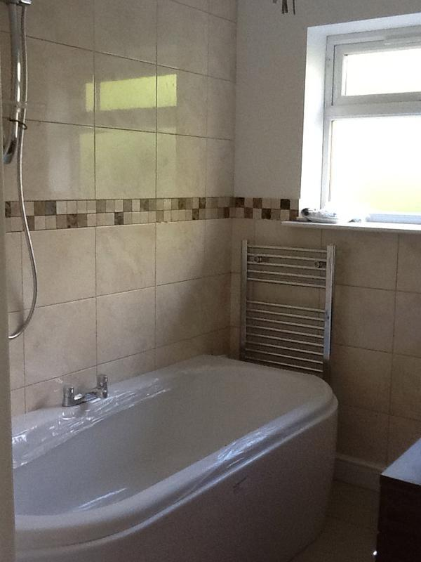 Image 27 - Bathrooms are expertly fitted by Dave Sept 2012