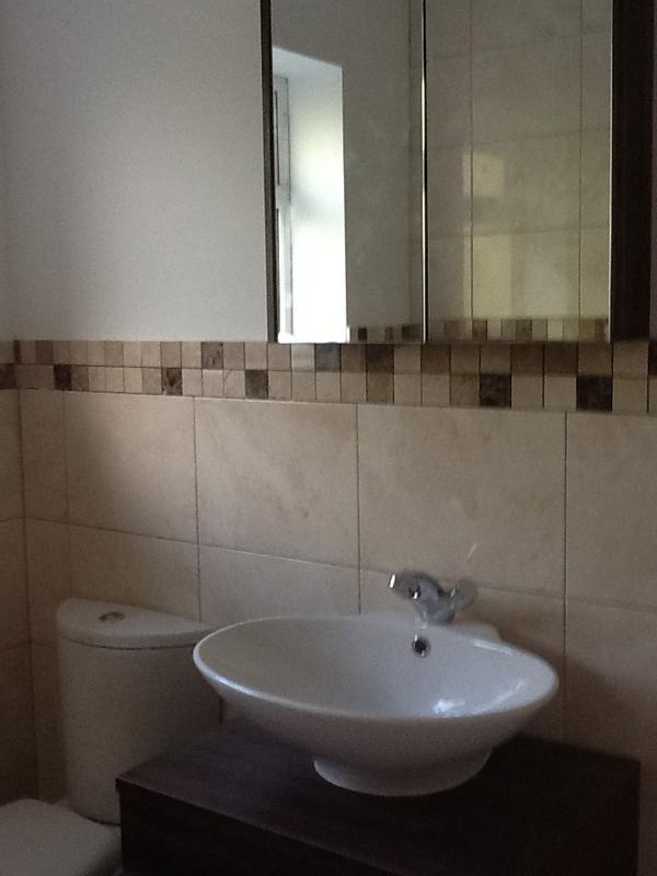 Image 28 - Bathrooms are meticulously tiled by Phil Sept 2012