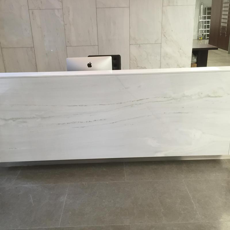 Image 13 - Marble Reception Desk