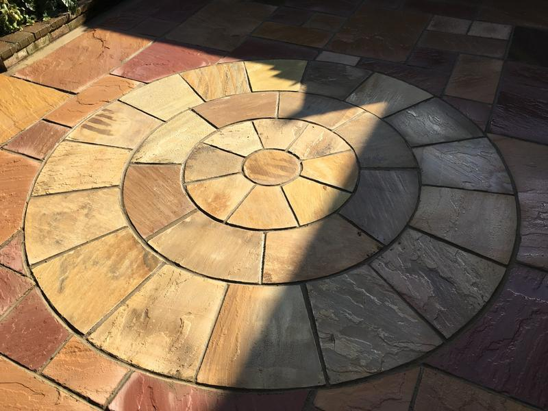Image 201 - Natural stone paving Herne Bay