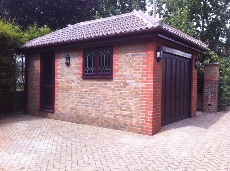 Image 15 - New Garage along the Eastwood Road, Rayleigh