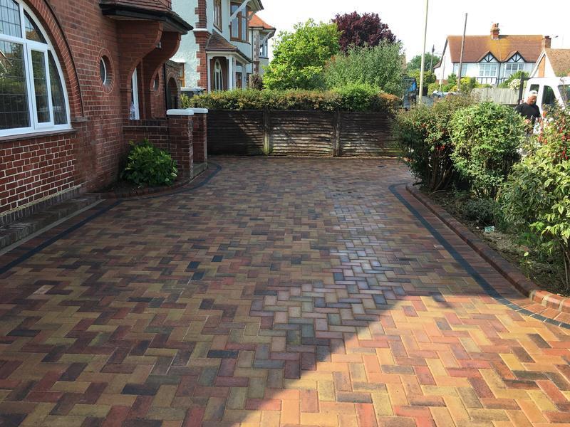 Image 80 - Block paving driveway whitstable